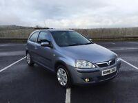 2006 Vauxhall Corsa 1.2 SXI ** ONLY 41k / FULL MOT ** (a3,a4,golf,leon,206,207,polo)