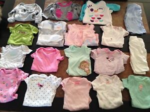 Girl new born clothes