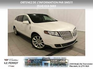 2011 Lincoln MKT TOIT PANO, NAV, CAM, 6 PLACE, CUIRE, TOUCH, MAG