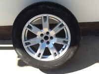 Range Rover Evoque Alloy Wheels