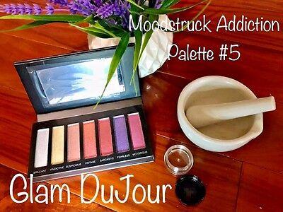 Younique Moodstruck Addiction Palette   5   2 Ml Sample Only  Choose Color