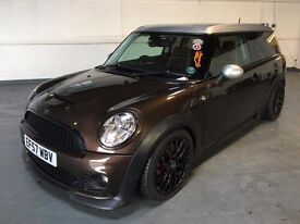 Mini Cooper S Clubman// One off car not another like it