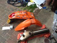 KTM Lc4 parts