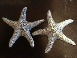 Blue Starfish- Decorative Piece