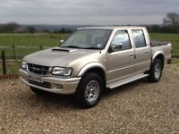 Isuzu 4 Wheel Drive Pickup