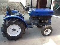 Mitsubishi Compact Tractor