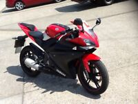 yamaha yzf r125 yzfr125 r 125 cbr125 cbr 125 rs 125 rs125 px welcome can deliver