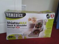 HOMEDICS SHIATSU MASSAGER CBS 1000 max