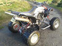 Yamaha Raptor 660 2005 road legal plg v5
