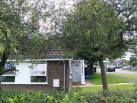 Semi detached one bedroom bungalow . Lovely area of Herts. Seeking