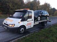 Car Van Bike Breakdown Recovery Transport 24hr