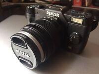 Camera Mirrorless Pentax Q7 5-15mm