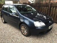 Golf Match TDi '58 plate 98700 miles