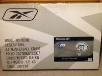 Reebok 44 inch basketball combo