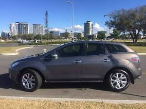 2008 Mazda CX-7 TURBO LUXURY Southport Gold Coast City Preview