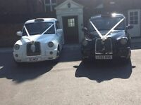 Private party or gigs or wedding venue / funeral book us for a traditional London taxi / driver