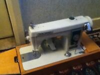 New Home 376 Electric Sewing Machine