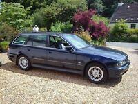 BMW Touring 5 series 520i Spares or repair
