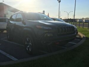 2014 Jeep CHEROKEE V6 TOIT PANO 4X4 TRAILHAWK TECH PACK