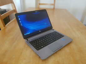"HP ProBook 430 13.3"" LAPTOP, FAST CORE i5 2x 2.90GHz, 8GB, SSD 128GB, WIFI, WEBCAM, BLUETOOTH, HDMI"
