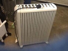 Oil heater