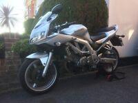 Suzuki SV650 K3 2003 10 Months MOT 650 V Twin A2 Bandit Yamaha Fazer Honda CBR 600 750 1000 GSXR SV