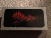 iPhone 6s space grey still sealed 32gig EE