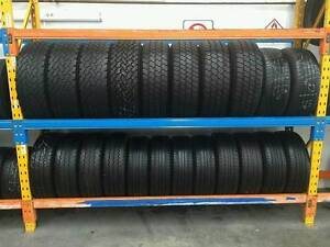 CHEAPEST SECOND HAND TYRES BEST CONDITION 90%%% TREAD WIDE Derrimut Brimbank Area Preview