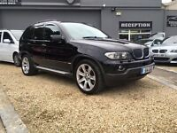 2004 54 BMW X5 3.0D SPORT ..... FACELIFT ..... FULLY LOADED ..... LOW MILES .... P/X WELCOME
