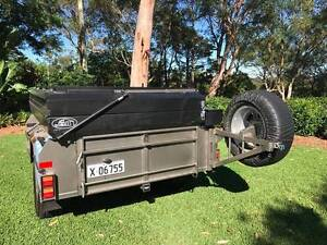 Deluxe Camper Trailer Rydalmere Parramatta Area Preview