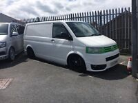 vw volkswagen transporter T5 Modified R32 Air px swap