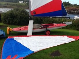 2 Topper dinghies