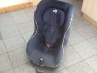 Group 1 Britax Renaissance car seat for 9kg upto 18kg(9mths to4yrs)washed and cleaned.