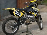 yamaha yz 125 over 5k spent open to offers