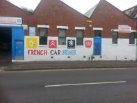 WE BUY ALL FRENCH CAR FOR SCRAP OR MOT FAIL ,DAMAGED CARS