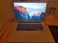 MacBook Pro Laptop 15' Mid 2012 Fully specced
