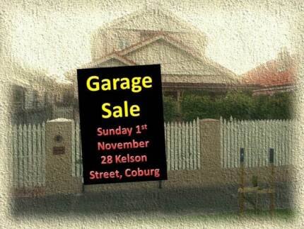 Garage Sale - Coburg Furntiure, Clothing and much more Coburg Moreland Area Preview