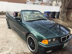 99 bmw low Kms e36 convertible