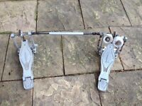 Double bass pedal going cheap due to rust/age