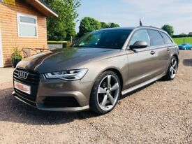 Audi A6 S-Line Ultra Genuine Black Edition 2015 New Model S-Tronic