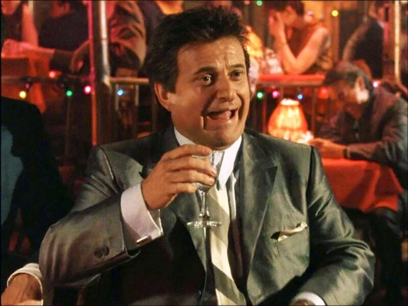 Joe Pesci Funny How Goodfellas  8x10 Photo Print