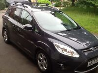 Ford Grand C-Max - 7 seater with low mileage PRICED FOR QUICK SALE