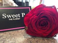 Part time experienced florist required - Sidcup