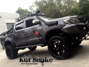 Kut Snake Flares Ranger, Land Cruiser, Hilux, Patrol, Colorado, Triton Cairns Cairns City Preview