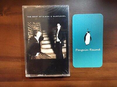 The Best Of Simon & Garfunkel CASSETTE TAPE KOREA EDITION BRAND NEW SEALED