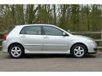 2005 Toyota Corolla 1.4 D4d 5dr GENUINE LOW MILEAGE Diesel