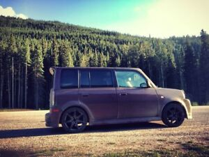 Hard To Find! 1st Gen Scion xB: the famous toaster!
