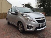 Chevrolet spark 2011 only done 69k FINANCE AVAILABLE