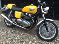 Triumph Thruxton, 2007, 7000miles, PRICE REDUCTION