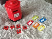 Toys R Us Wooden Post Box